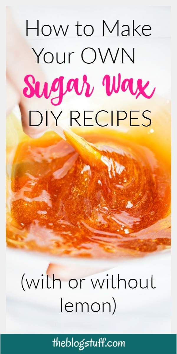 How To Sugar Wax At Home Without Lemon Juice Check These 3 Diy Recipes Including Homemade Wax Without Honey Fo Diy Hair Wax Sugar Wax Diy Sugar Wax Recipe Diy