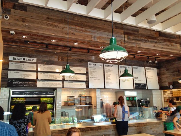 Sweetgreen Floating Shelves With Leaning Boards Coffee
