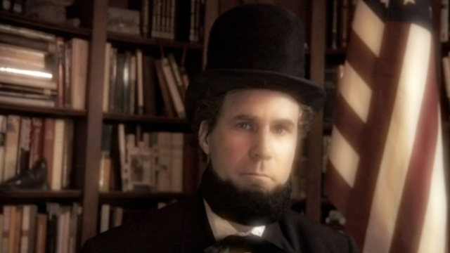 Drunk History vol. 5 with Will Ferrell as Lincoln and Don Cheadle as Frederick Douglass. SO hilarious!