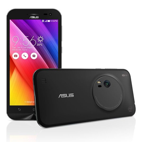 ASUS ZenFone Zoom (ZX551ML) - World's thinnest 3x optical-zoom smartphone with innovative 10-element HOYA lens arrangement for crisp detail with up to 12x total magnification.
