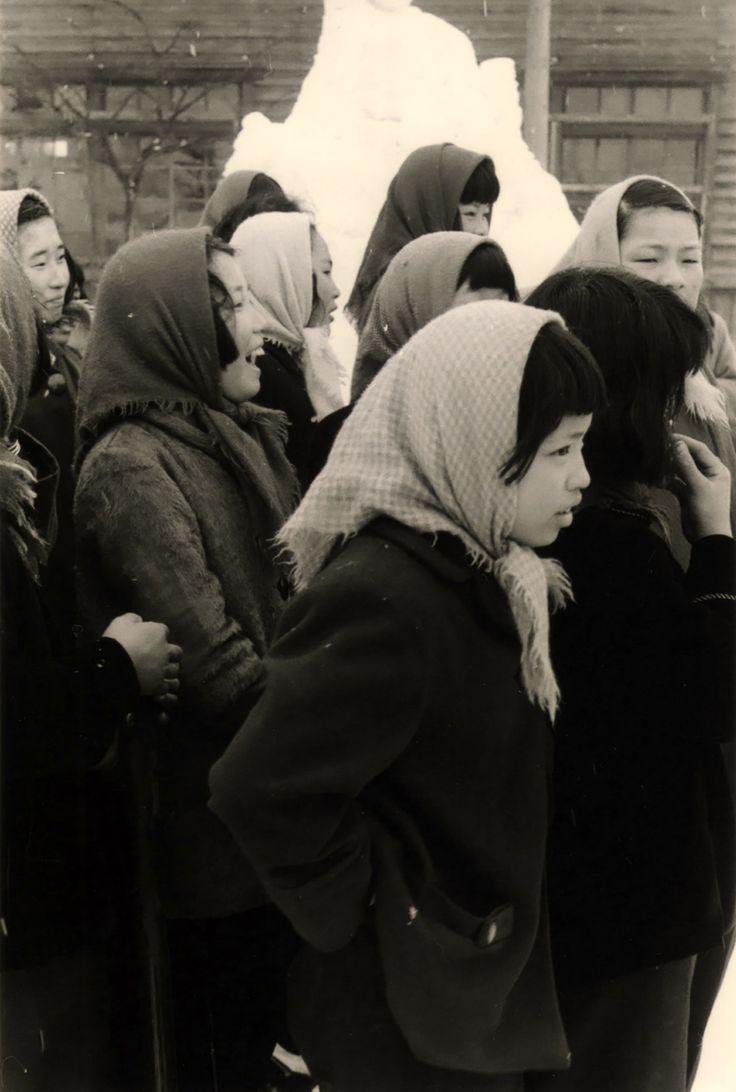 gacougnol:Kansuke YamamotoTakayama (高山) 1956, Japan