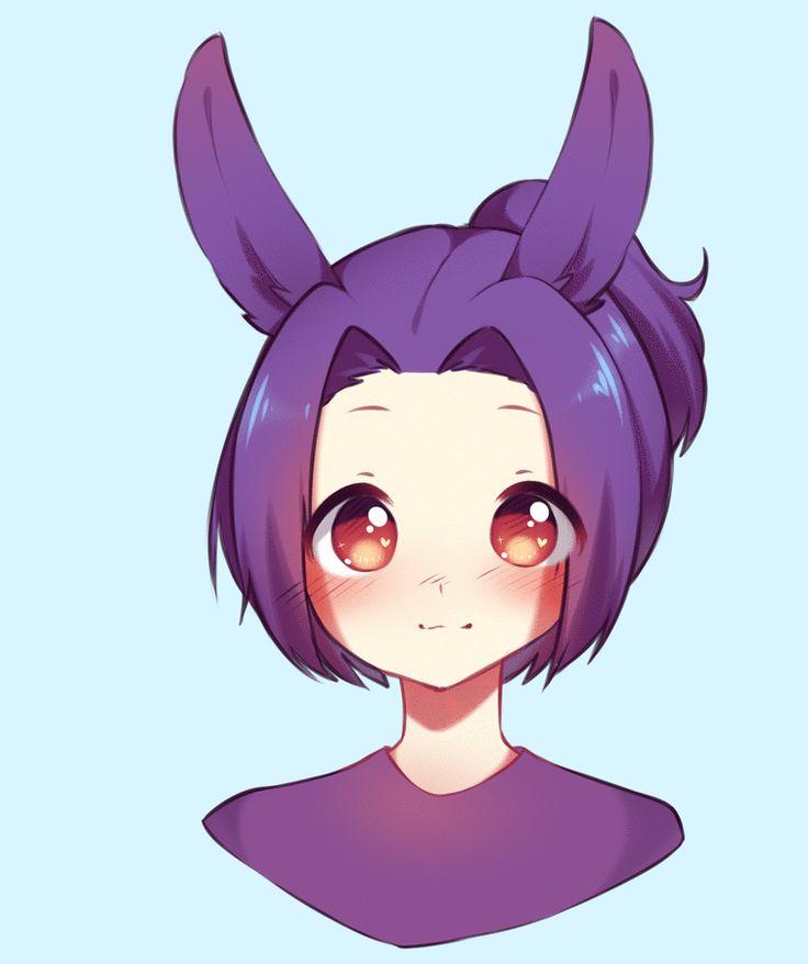 cute bunny [bonnie fnafhs] by Axt-chan