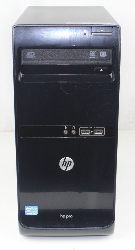 HP Pro 3500 Desktop 3 20GHz Intel Core i5 3470 8GB RAM No
