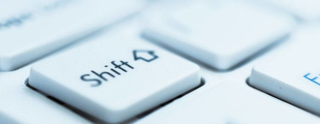 3 Ways the Shift Key Will Change How You Browse the Web