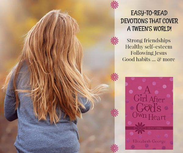 Do you remember what it felt like to be a tween—those awkward, uncomfortable yet exciting years from eight-to-twelve? These short devotions will help your tween girl not only survive, but thrive during this important time in her life!