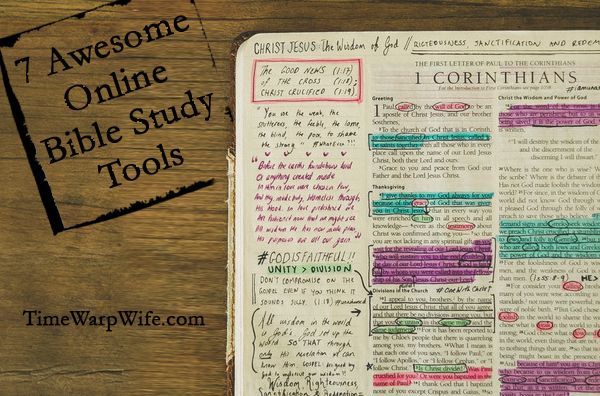 Resources for Biblical Word Study - Simple. Home. Blessings