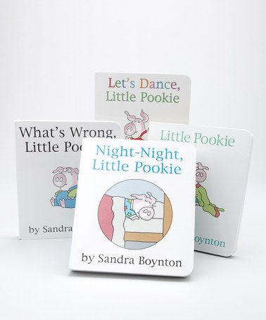 Some of our favorites. :: Big Box of Little Pookie Board Book Set by Random House