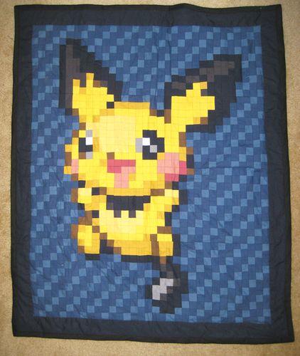 18 Best Images About Quilts Pixel On Pinterest Legends