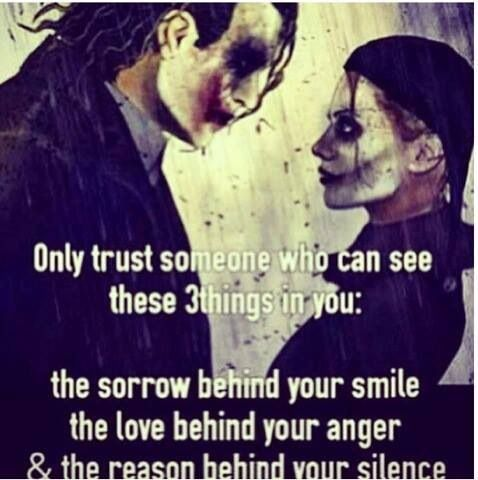harley quinn and joker love quotes - Google Search