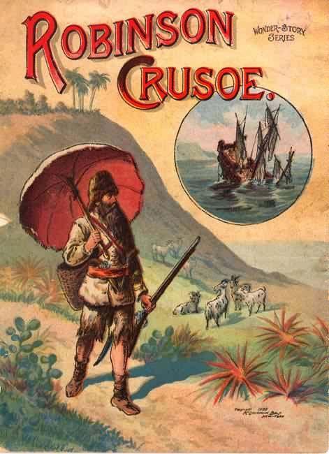 The Inspiring Stories Behind 15 Classic Novels|Paul Anthony Jones Robinson Crusoe