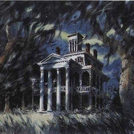 """2,324 Likes, 13 Comments - The Walt Disney Family Museum (@wdfmuseum) on Instagram: """"It's been 48 years since the Haunted Mansion's grim, grinning ghosts first came out to socialize.…"""""""