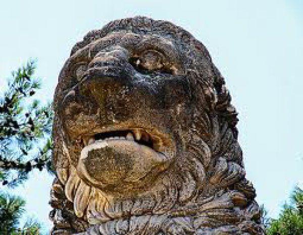 Статуя Амфипольского Льва