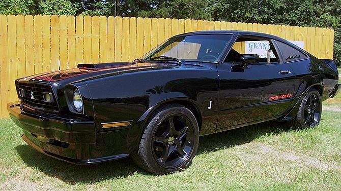 32 Best Mustang Ii S Images On Pinterest King Cobra
