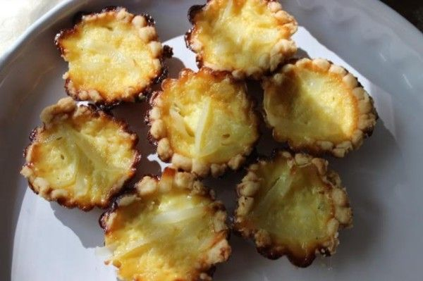 How I made Buko Pies- Coconut Custard Tarts for A Pie Party  http://asianinamericamag.com