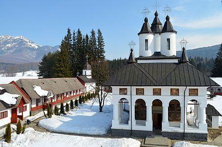 Cheia Monastery - Wikipedia