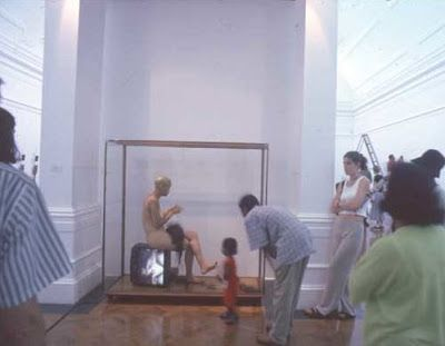 1997 Installation view on 'Graft' 2nd Johannesburg Biennale South African National Gallery