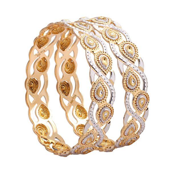 Gold Bangles   Diamond bangles   Diamond Jewellery