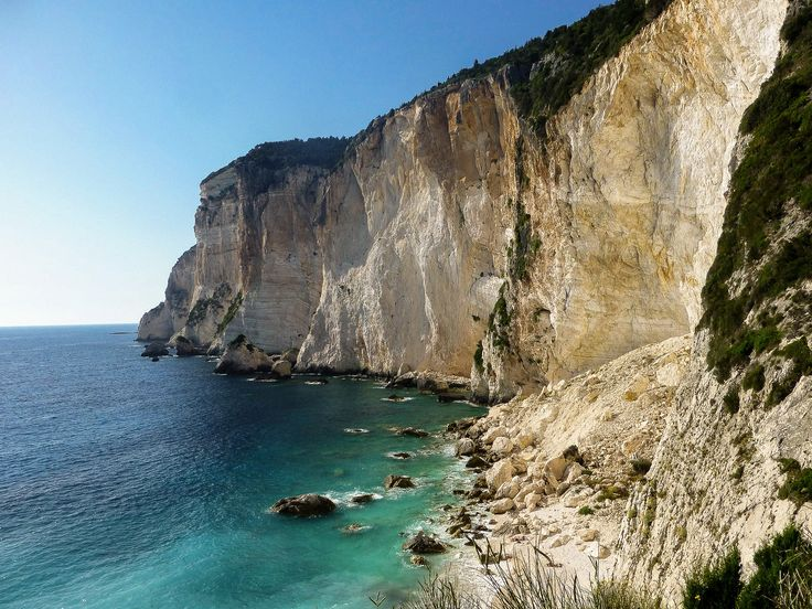 Erimitis beach – Paxos – GreeceGram
