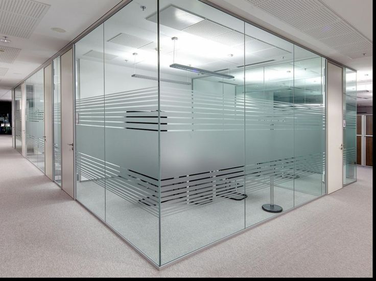 25 best ideas about Office partitions on Pinterest Glass office