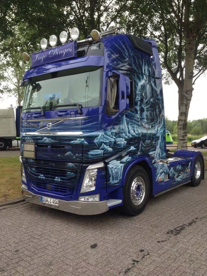 Volvo New FH   VOLVO TRUCKS   Pinterest   Volvo