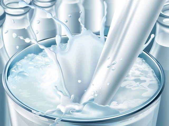 Süte Karbonat Atarsanız... Öyle Bir Faydası Var ki!