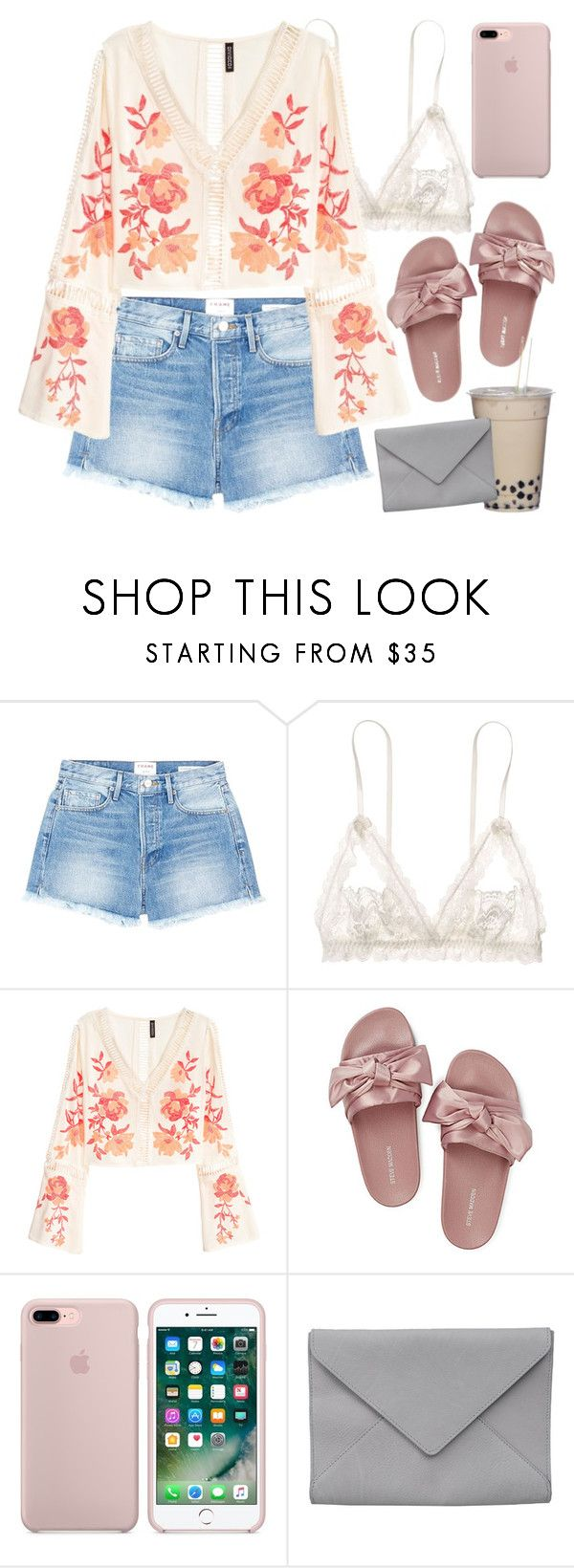 """i don't want to sing sad songs anymore"" by stxrryskies ❤ liked on Polyvore featuring Frame, Hanky Panky, Steve Madden, Ann Demeulemeester and womensFashion"