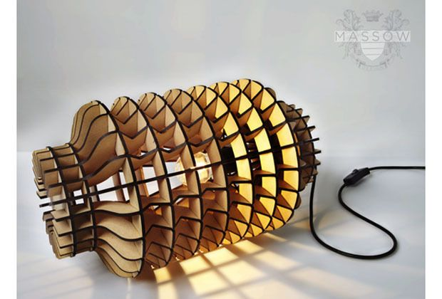 Massow Design Laser Cut Plywood Massow Design