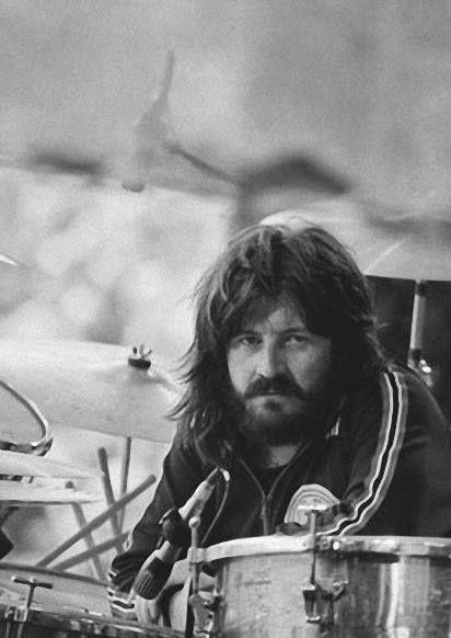 John Bonham -- Led Zeppelin
