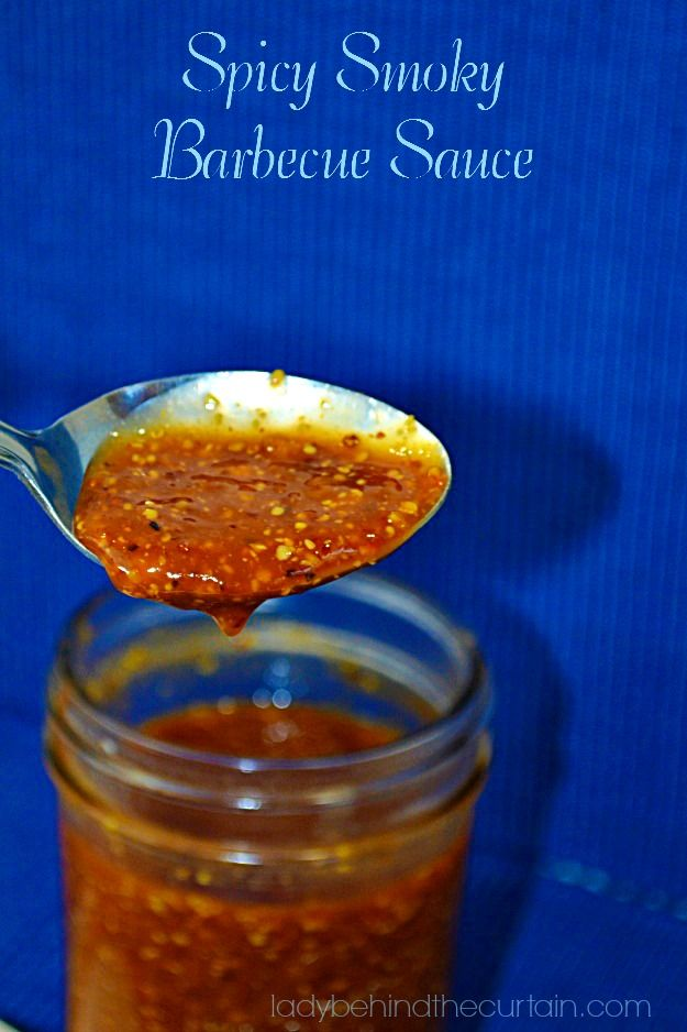 how to make liquid smoke sauce