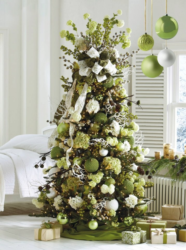 Christmas Tree idea #9 - Grandin Road