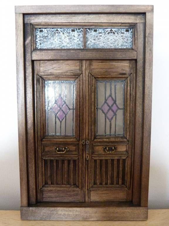Pin By Pat On Doll House Shop Doors Oak Doors Doors