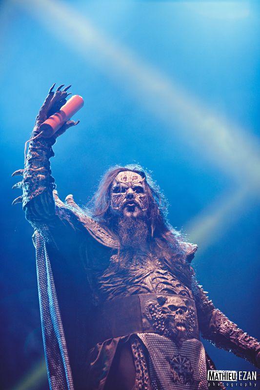 Mr Lordi, Lordi - Hellfest 2013 by Mathieu Ezan (Metalorgie)