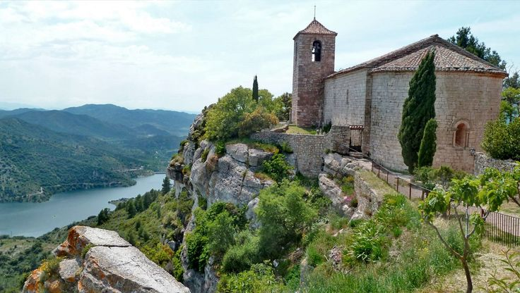 Siurana, Catalonia Cycling