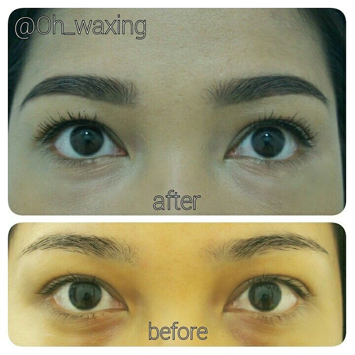 This is one of example why eyebrows are important in your life. Find me on IG @Oh_waxing