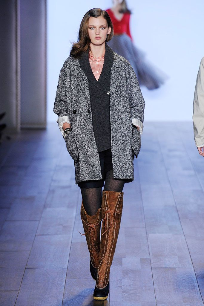 cheap womens fashion Tommy Hilfiger Fall 2010 Ready to Wear Collection Photos   Vogue