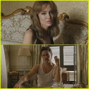 Angelina Jolie and Brad Pitt star in the very first trailer for their upcoming movie By the Sea! The film, which was also written and directed by Angelina, is set to be released on November 13, 2015. PHOTOS: Check out the latest pics of Angelina Jolie It has been 10 years since Angelina and Brad