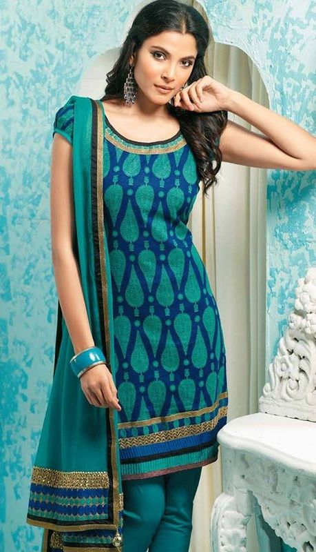 Punjabi Suits In Fashion