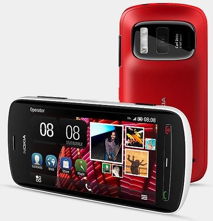 Nokia 808 PureView - Specificații