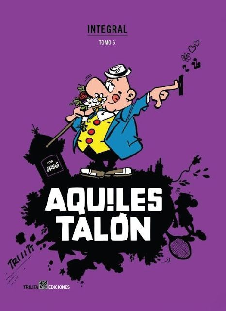CATALONIA COMICS: AQUILES TALON - INTEGRAL 6