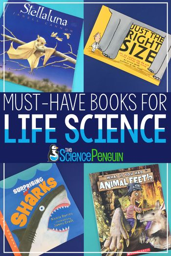 Must-Have Books for Life Science