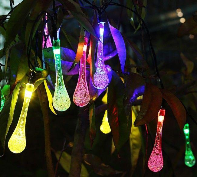 20LED solar powered Led Flower lamp Solar High Power Led Christmas Lighting Lamps Water Drop Solar Led String Lights Digital Guru Shop  Check it out here---> http://digitalgurushop.com/products/20led-solar-powered-led-flower-lamp-solar-high-power-led-christmas-lighting-lamps-water-drop-solar-led-string-lights/
