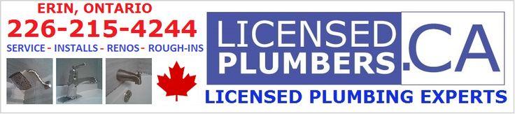 Erin Plumber http://licensedplumbers.ca/plumbing/searching-for-an-erin-ontario-plumber_topic213.html #ErinPlumber http://licensedplumbers.ca/erin.html