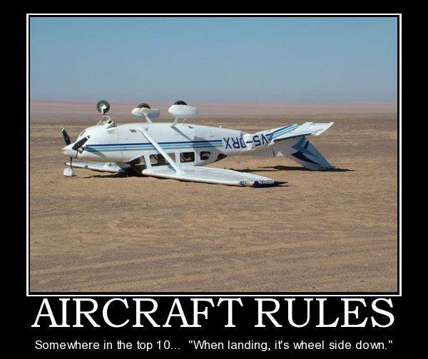 Aircraft Rules Landing Things I Like Pinterest Wells