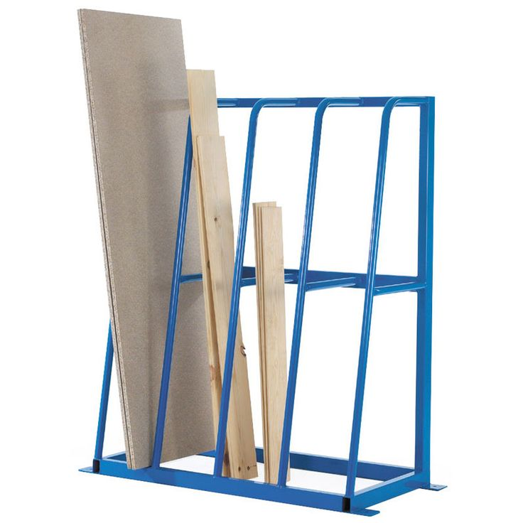 Vertical Storage Racks with 4 to 8 compartments