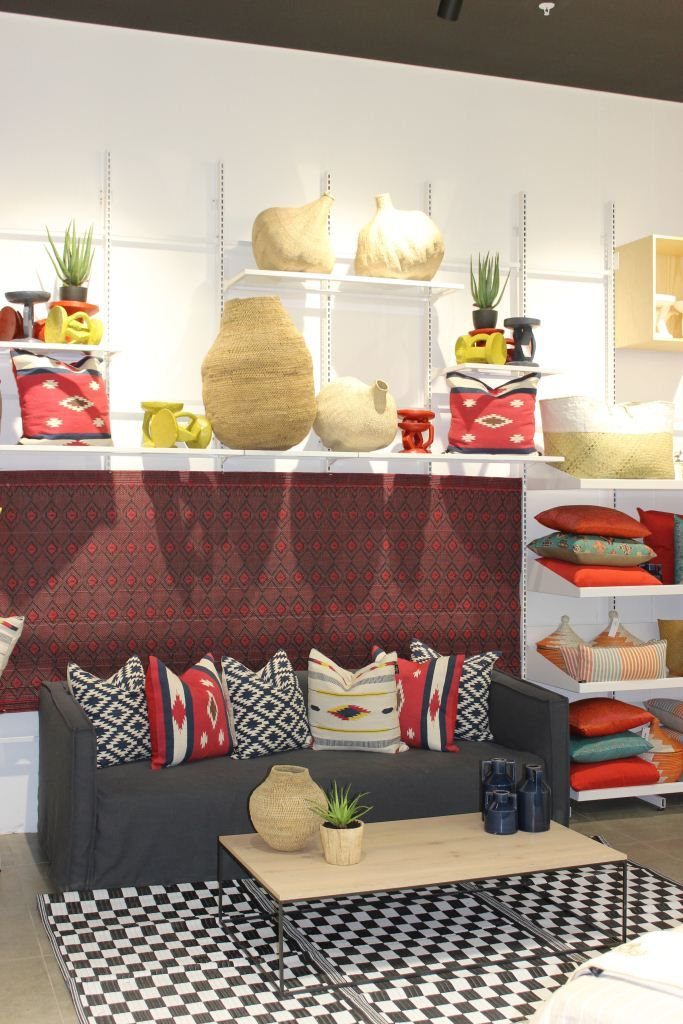 We're loving our new tribal-inspired home décor and scatter trend! #loadsofliving ‪#‎decor‬ ‪#‎tribaltrend‬ #patterns