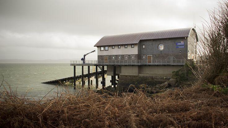 Moelfre Lifeboat Station