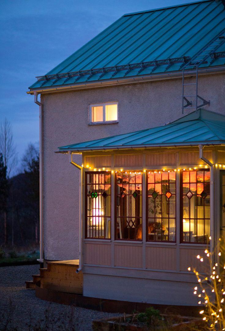 Christmas lightning from Clas Ohlson  - julbelysning, ljusslingor