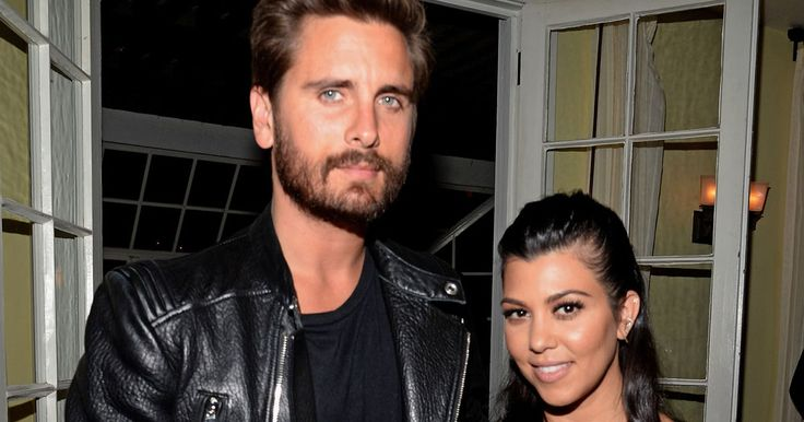 Kourtney Kardashian Shares Selfie With Scott Disick on a Ski Lift: 'Mom and Dad'