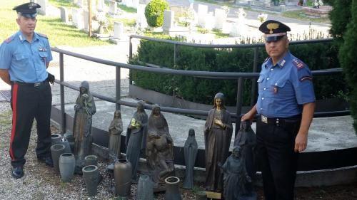 Friuli #Venezia #Giulia: #Razzie nei cimiteri recuperata parte della refurtiva (link: http://ift.tt/2doyJFt )