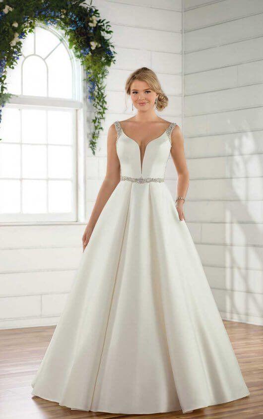 485 best Romantic Glam images on Pinterest | Hochzeitskleider ...